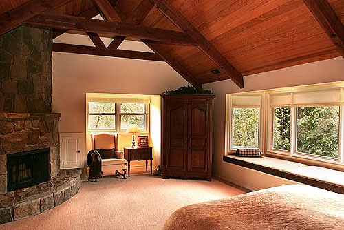 Ashdown Wood Master Bedroom